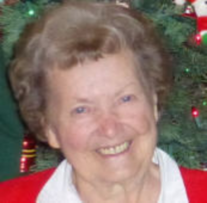 Elizabeth (Betty) R. Waite (James)