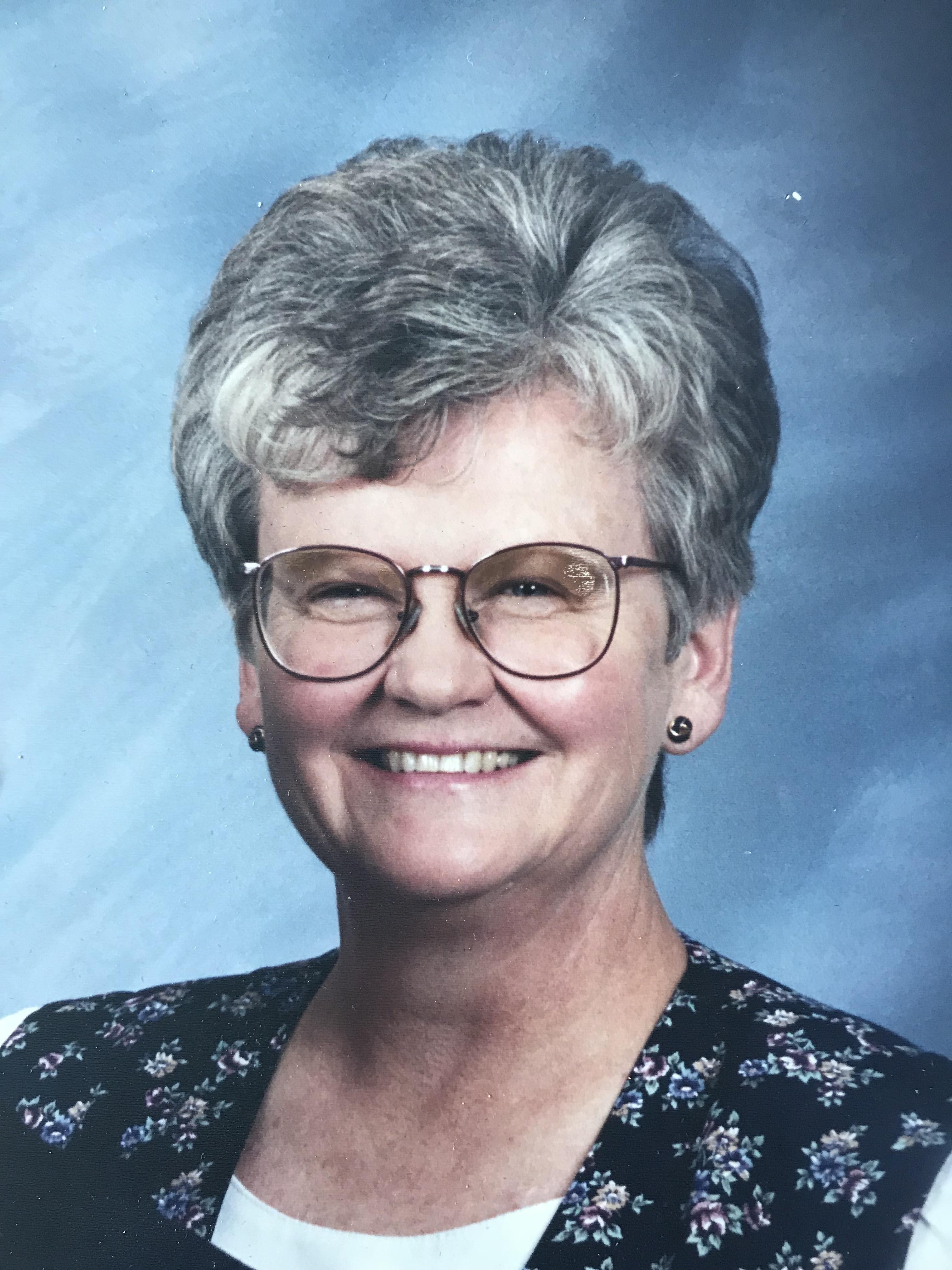 Marjorie Ann Stevens